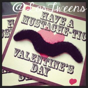 Tween Boy Valentine's Day Card