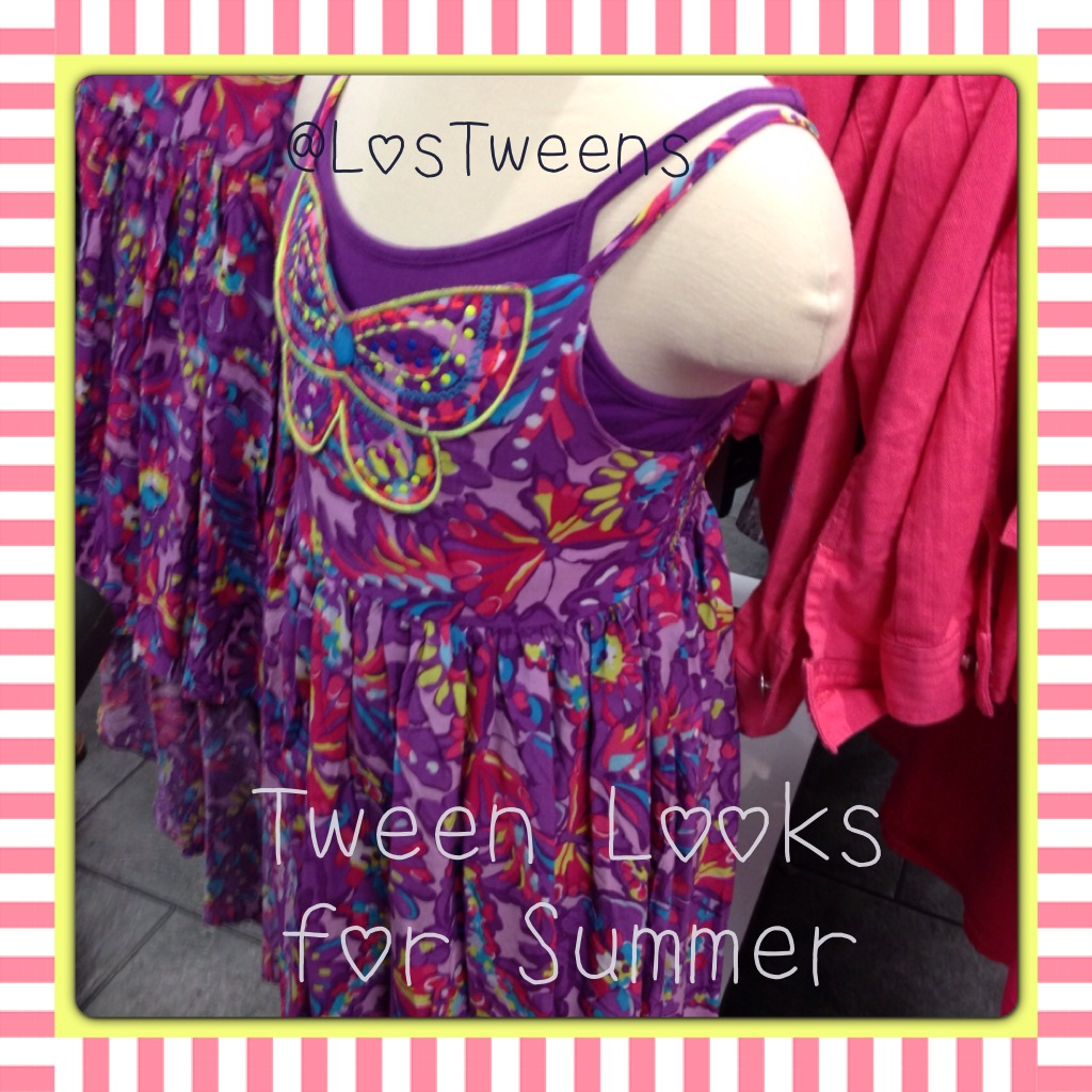 summer fashion trends for tweens