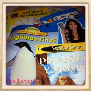 Tween summer reading titles