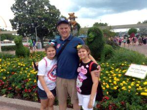 Dads love the Disney fun too!