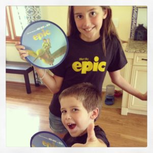 Epic DVD Giveaway