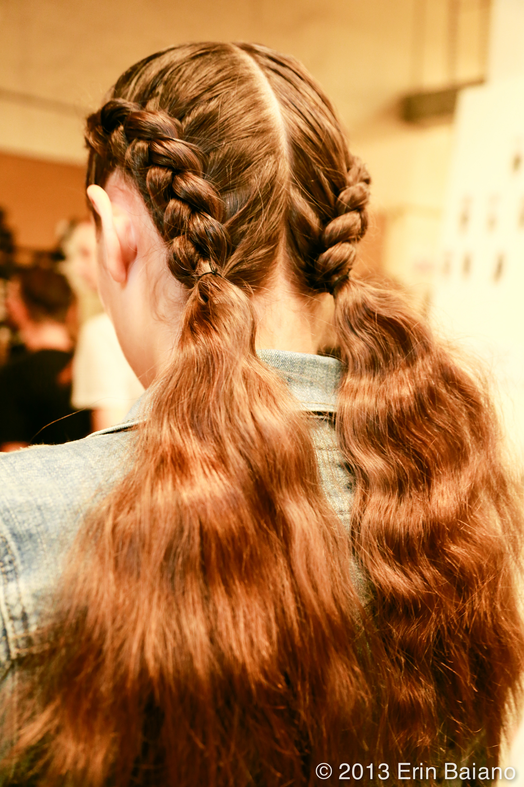Fall Hair Trend for Tweens & Moms