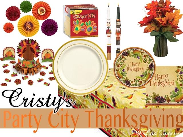Cristy's Thanksgiving