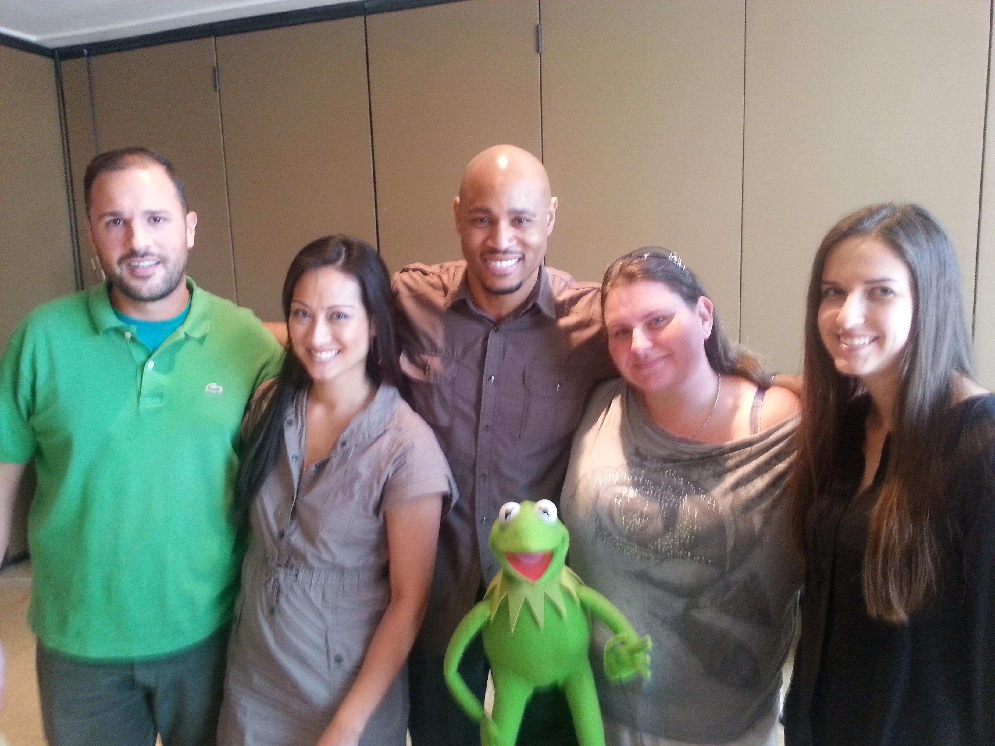 Kermit the Frog Interview