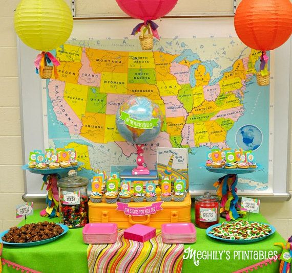 Easy And Fun Graduation Party Themes