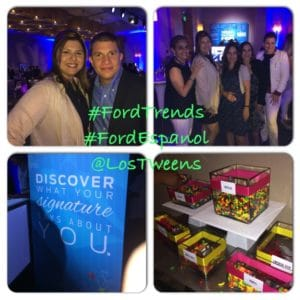 Scenes from Ford Trends