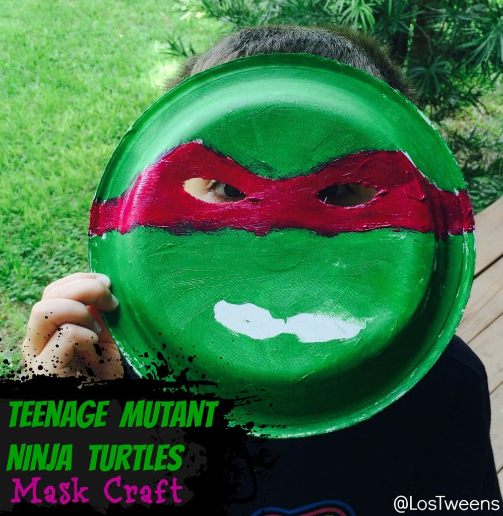 Teenage Mutant Ninja Turtles Mask