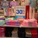 Sales abound for winter and Holiday tween outfits at The Children's Place