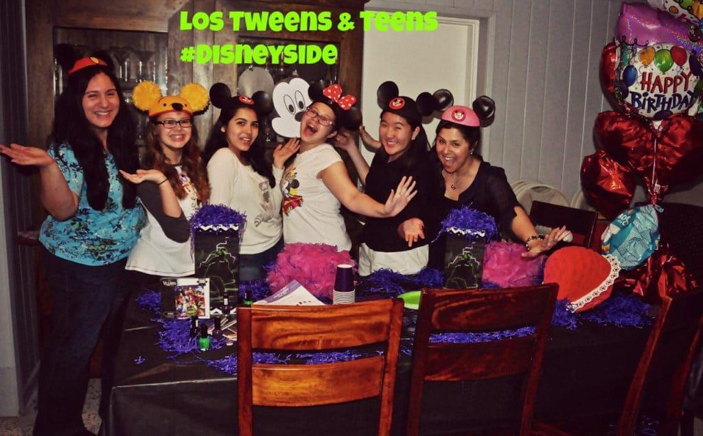 Disney Side Girls pic