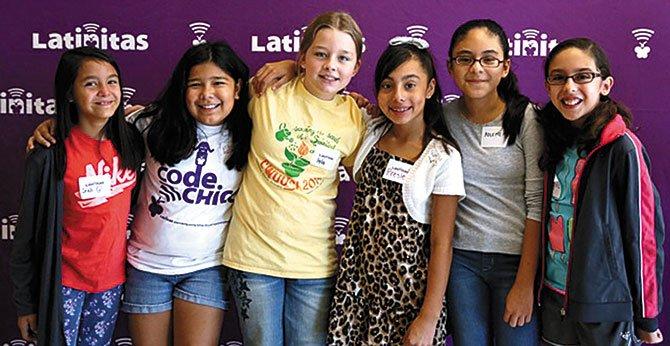 Latina Teens Latinitas 19
