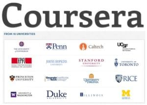 Coursera offers FREE University courses online.
