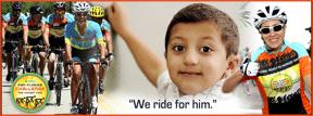 We ride for him trialathon