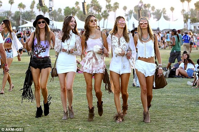 Shopping Get The Coachella Style 56 Bohemian Items For