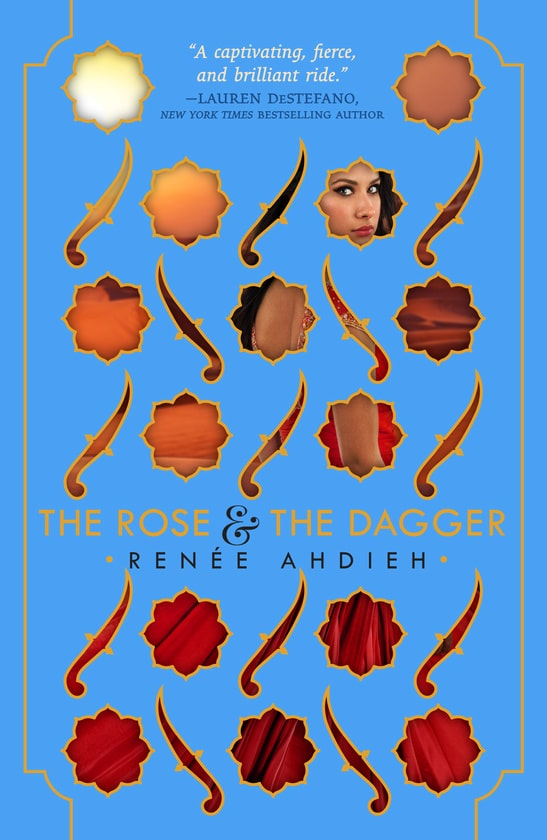 Renee Ahdieh's The Wrath and the Dawn