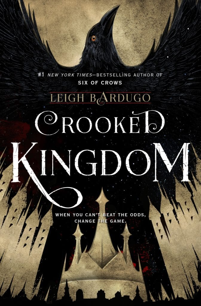 MDC Live Arts Lab, Bldg. 1, 1st floor In Leigh Bardugo's Crooked Kingdom: A Sequel to Six of Crows, alliances are fragile as evil threaten to tear friends apart.
