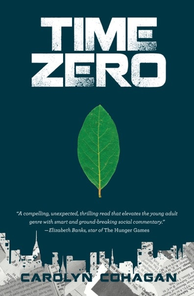 Carolyn Cohagan's Time Zero