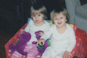 Olivia and Sophia