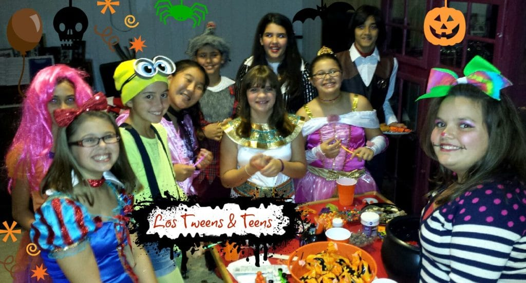 Let tweens plan their own fun! Here cupcake decorating, dance party & crafts were the hit!