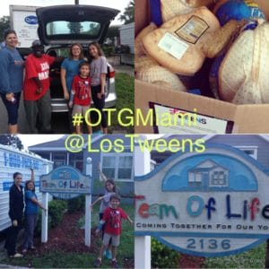 OTG Thanksgiving