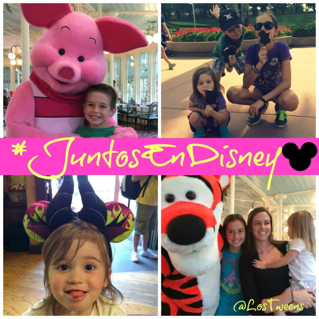 Disney Family Trip