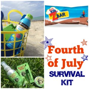 Fourth of July Survival Kit