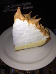 Keylime Meringue Pie!