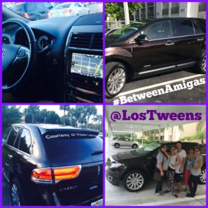 Lincoln MKX collage