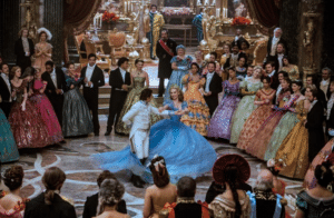 The 2015 Cinderella is visually beautiful to watch