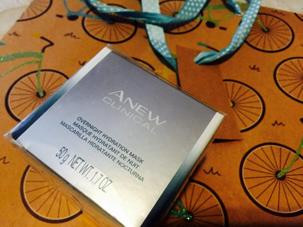 ANEW CLINICAL OVERNIGHT HYDRATION MASK
