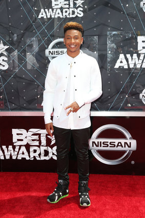 Singer Jacob Latimore (Photo by Frederick M. Brown/Getty Images for BET)