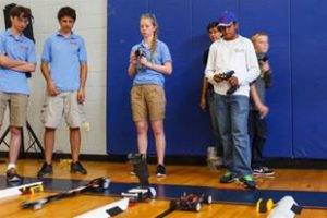 Ten80 National STEM League Finals in Houston, TX