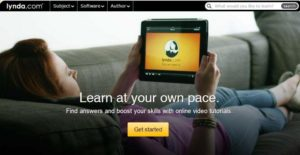 Lynda.com is a LinkedIN company that offers a monthly membership to learn thousands of video courses.