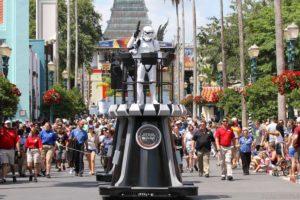 Star Wars A Galaxy Far, Far Away en Wlalt Disney World. Foto por: www.wdwmagic.com