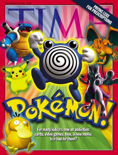 The Nov. 22, 1999, cover of TIME Magazine