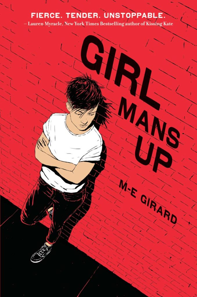 M.E. Girard's Girl Mans Up
