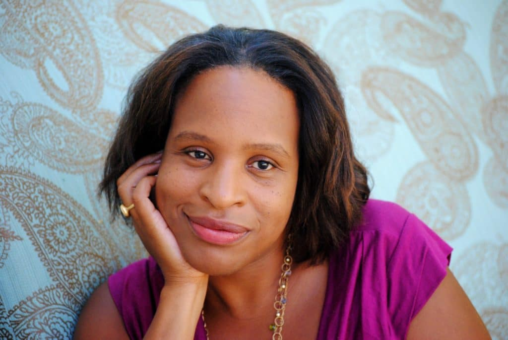 young adult author, Nicola Yoon
