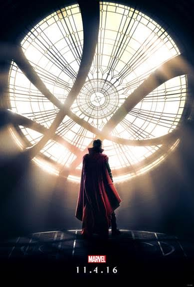 """Marvel's """"Doctor Strange"""" wil be out in theaters nationwide on November 4th."""